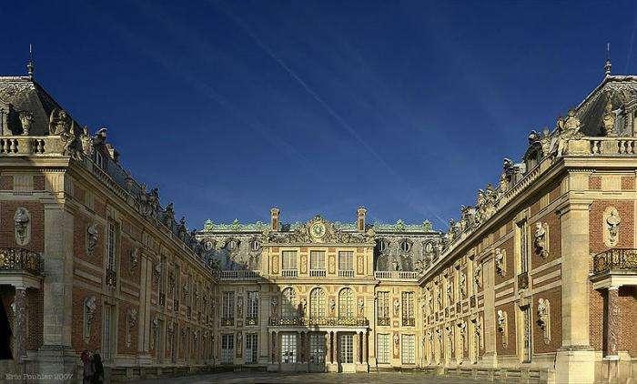 Versay   Versailles Sarayı   Le château de Versailles | Günümüzde Müze Olarak Kullanılan Tari..   tarihi yapilar muzeler