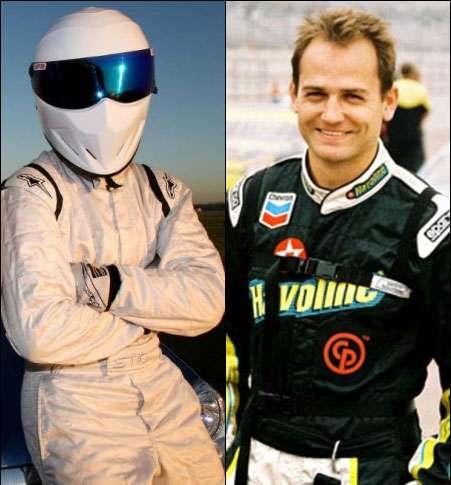 Top Gear The Stig Ben Collins